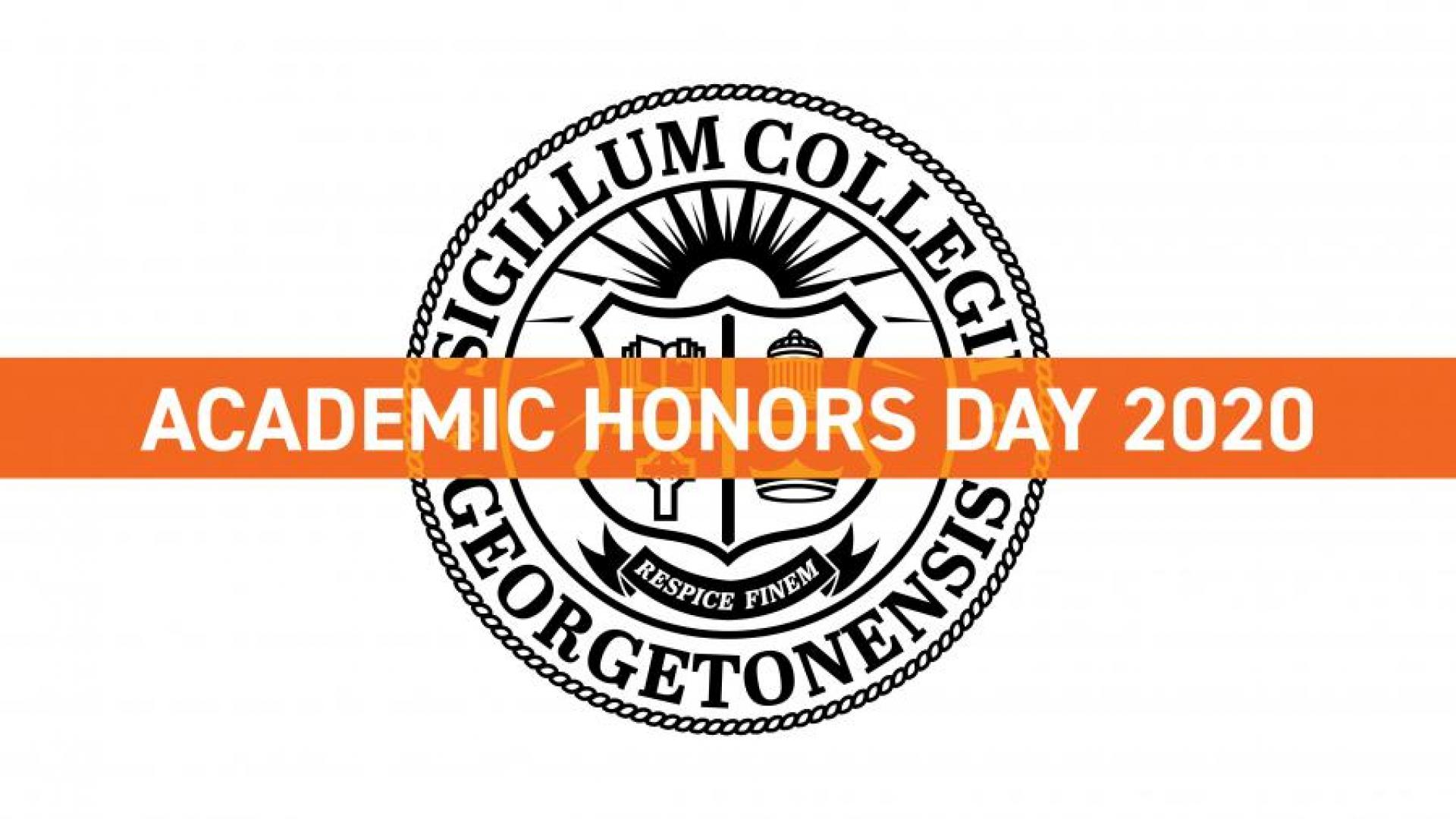 Academic Honors Day