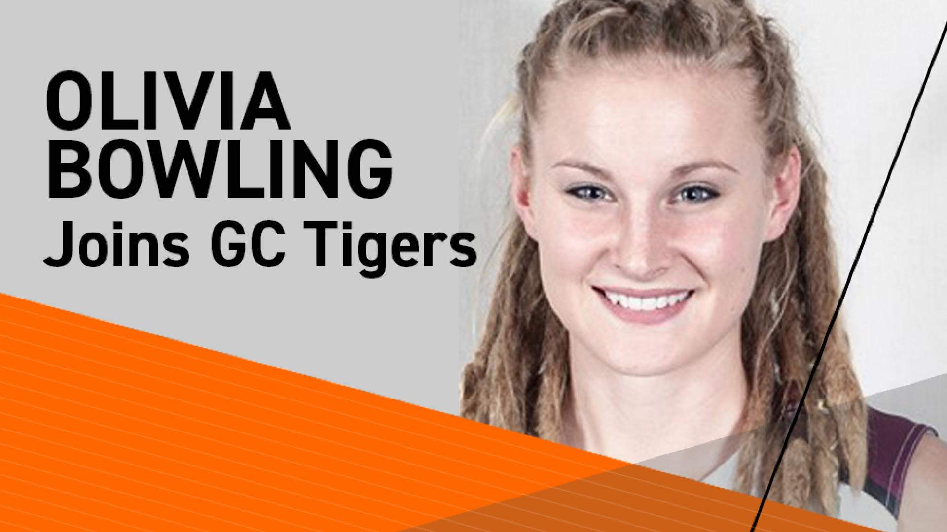 Olivia Bowling joins women's basketball team