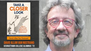 David Allan Van Nostrand authors new book