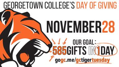 Day of Giving - gctigertuesday