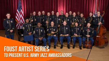 U.S. Army Jazz Ambassadors coming to Georgetown