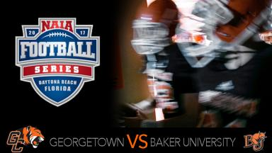 GC Tigers vs. Baker in NAIA First Round