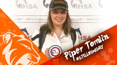 Piper Tomlin Awarded in IHSA National Finals