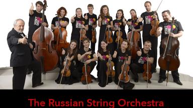 Foust Artist Series presents Russian String Orchestra